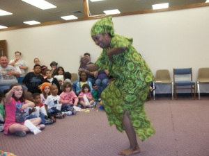 DancingStories at Kannapolis